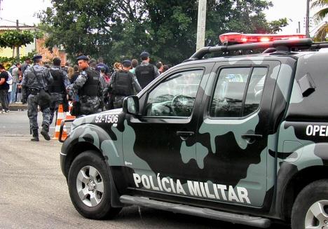 Militärpolizei Brasilien