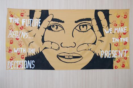 Zukunft, Rio+20 (Foto: Luiz Ferreira / IAPF)
