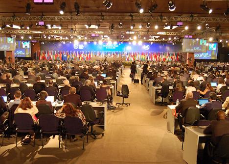 UN-Hauptkonferenz (Foto: Luiz Ferreira / IAPF)