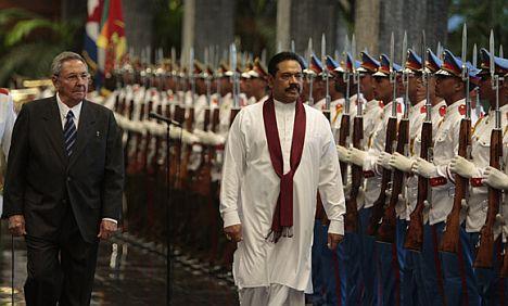 Cuba Sri Lanka