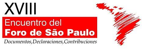 XVIII-Encuentro-Foro-de-Sao-Paulo