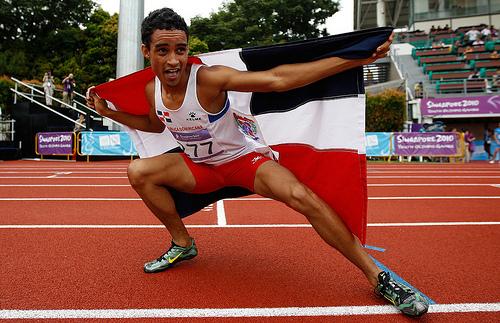 SINGAPORE-2010 YOUTH OLYMPIC GAMES-ATHLETICS