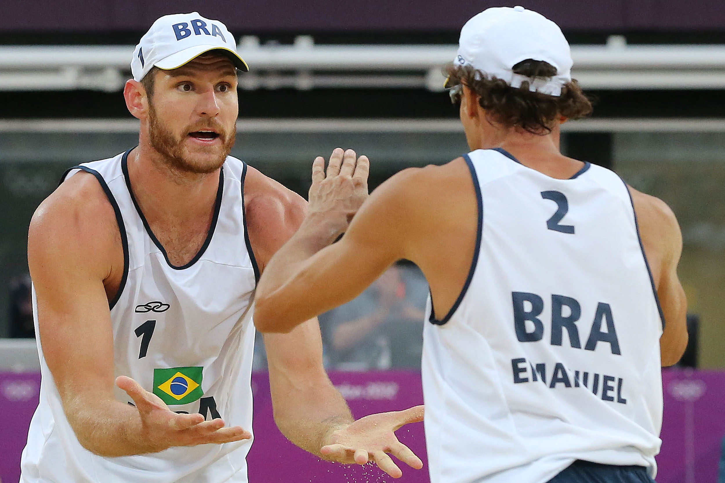 Londres 2012, BeachVolleyball