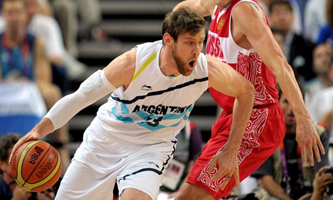 usa argentinien basketball