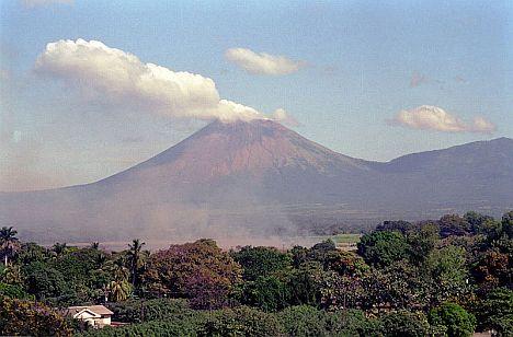 VolcanSanCristobal