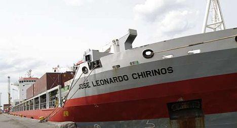 buque José Leonardo Chirinos