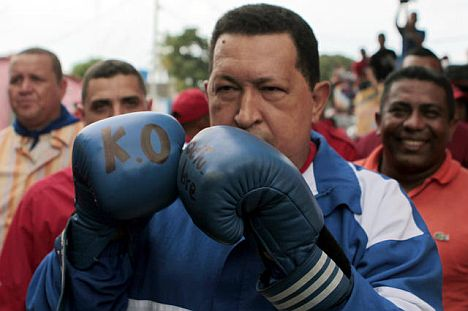 (8)VENEZUELA-PORTUGUESA-POLITICA-ELECCIONES