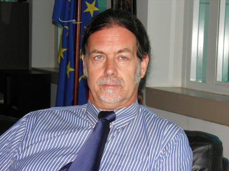 Deutscher Botschafter Walter Lindner