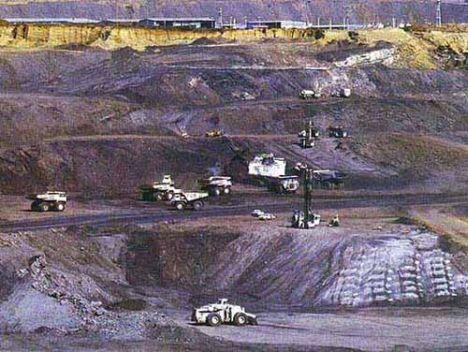 mina carbones de guasare