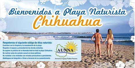 Uruguay Punta Del Este Schrankt Fkk Tourismus Ein Latinapress
