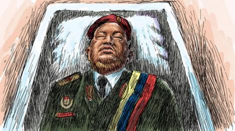 Illustration Chávez