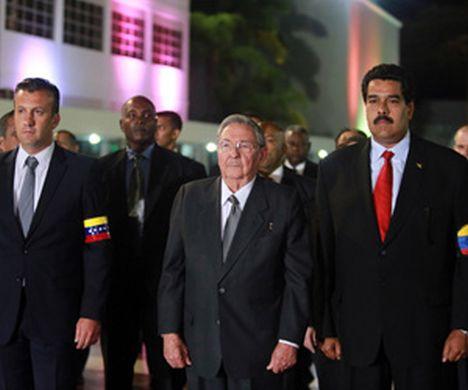 CORRECTION-VENEZUELA - CHAVEZ - DEATH - FUNERAL - CHAPEL