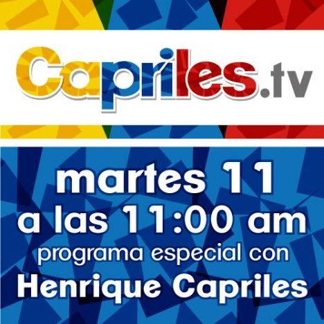CaprilesTV