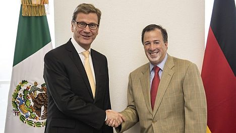 Westerwelle in Mexiko