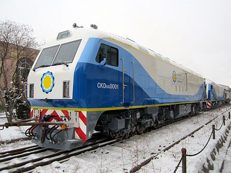 CNR Dalian Locomotive