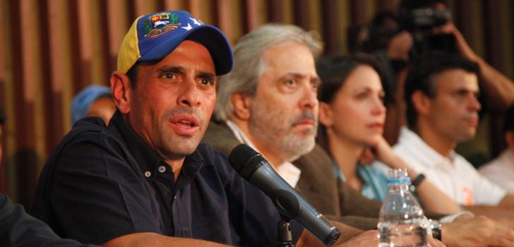capriles-opposition