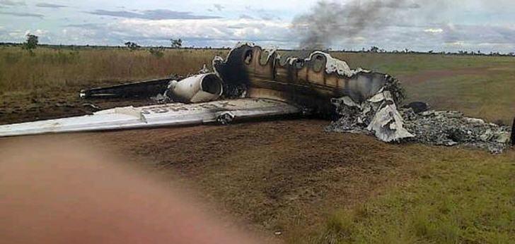 flugzeug-crash