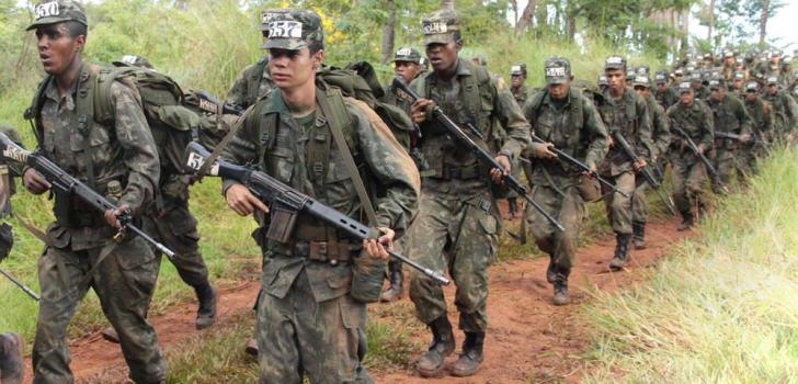 armee-brasilien