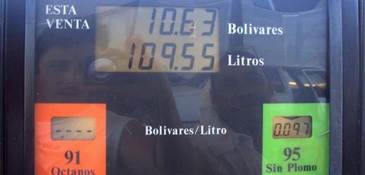 gasolina-venezuela