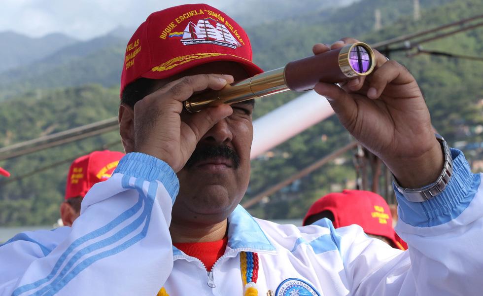 Maduro-Telescopio