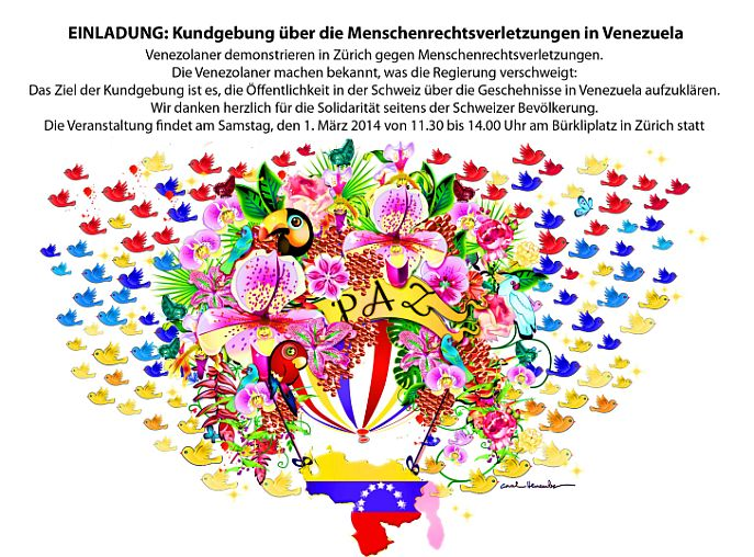 kundgebung-schweiz-gegen menschenrechtsverletzungen