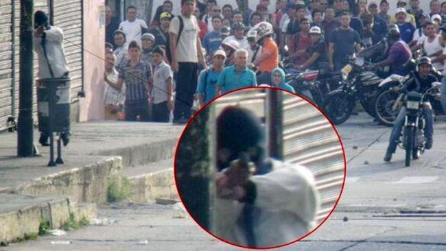 venezuela mob