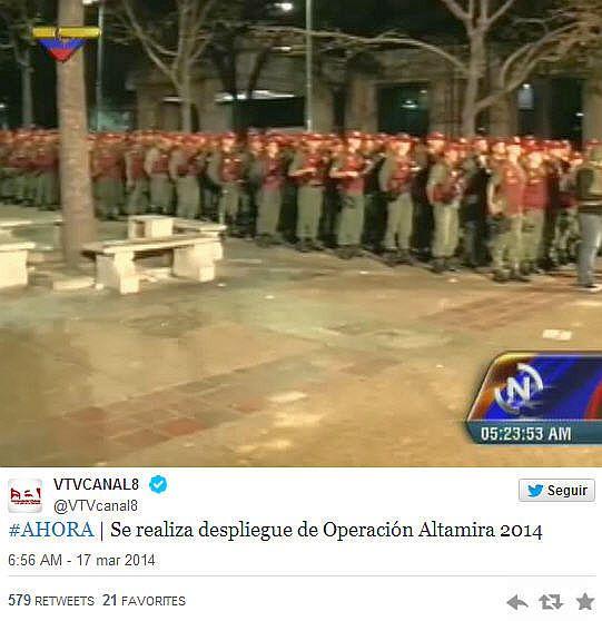 sicherheit-incaracas-regime