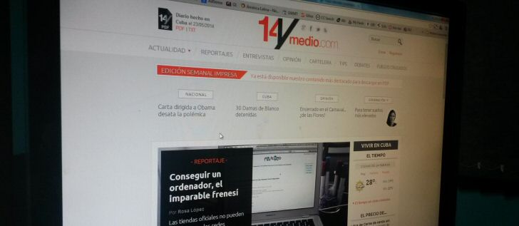 14ymedio-website