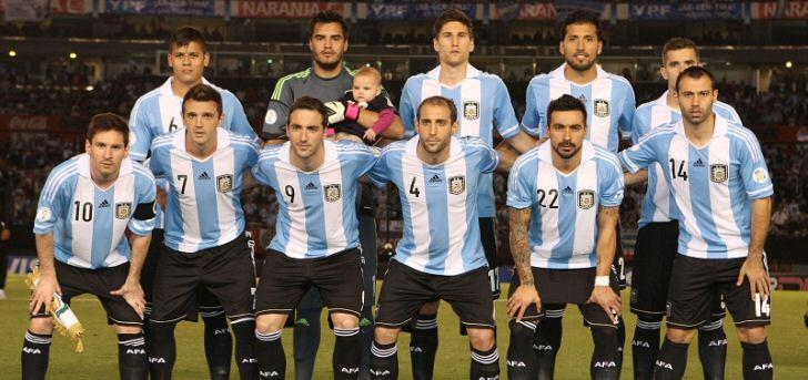 argentinien-fussball