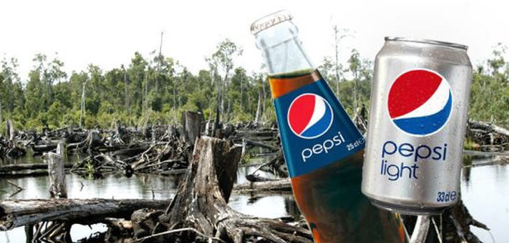 Pepsi Konzern