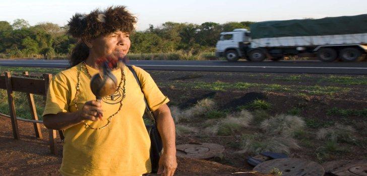 indigene-brasilien