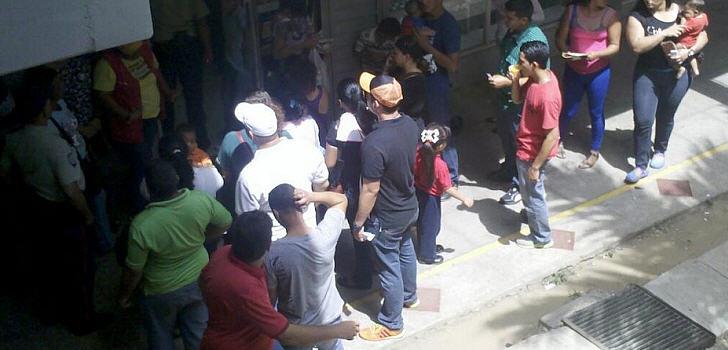 venezuela-mangelwirtschaft