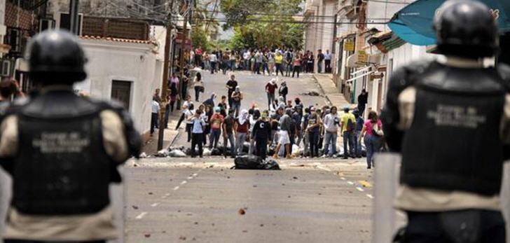 demosntration-venezuela