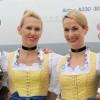 Brasilien – Mexiko: Take-off für die Lufthansa-Trachtencrew