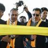 Bolivien: Evo Morales eröffnet zweite Seilbahnlinie in La Paz