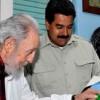 Kuba – Venezuela: Fidel Castro trifft Maduro