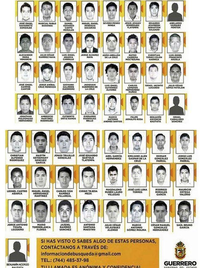 vermisste-studenten-mexiko-polizei-verschleppt