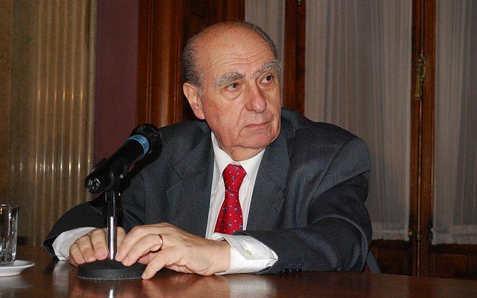 Ex Presidente De La República, Abogado Julio María Sanguinetti Coirolo
