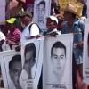 Protestmarsch in Mexiko: 43 Studenten seit vier Monaten vermisst