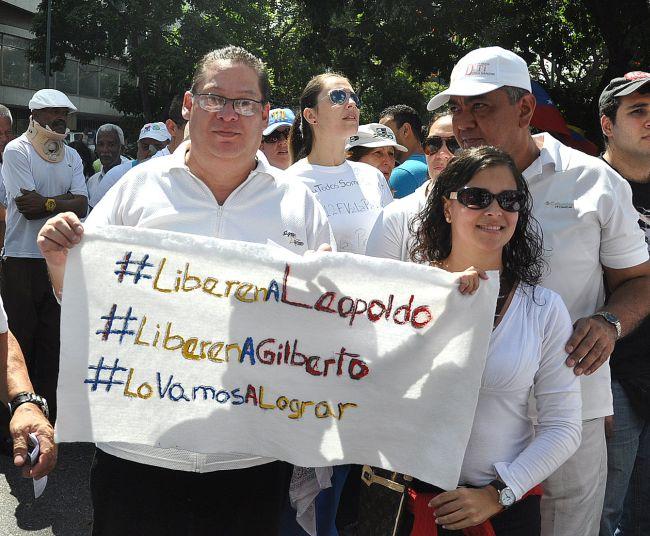 freieheit-venezuela-politischegefangene