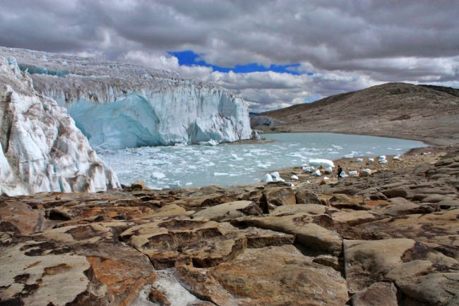 gletscher-peru-bolivien-luftverschmutzung-inkas-spanische-eroberer-studie
