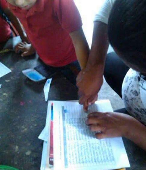 schule-venezuela-manipulation-unterschriftenaktion-angeordet