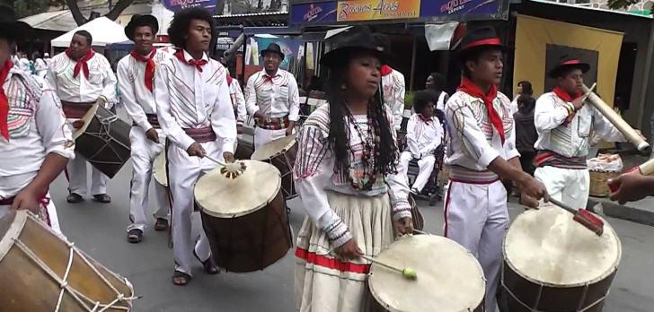 afro-boliviano