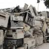 Weltweit mehr als 40 Millionen Tonnen Elektroschrott produziert
