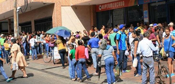 warteschlange-venezuela