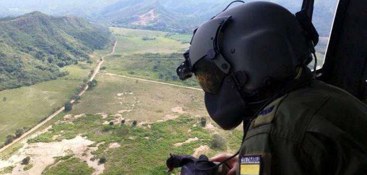 armee-kolumbien