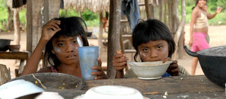 indigene-kolumbien