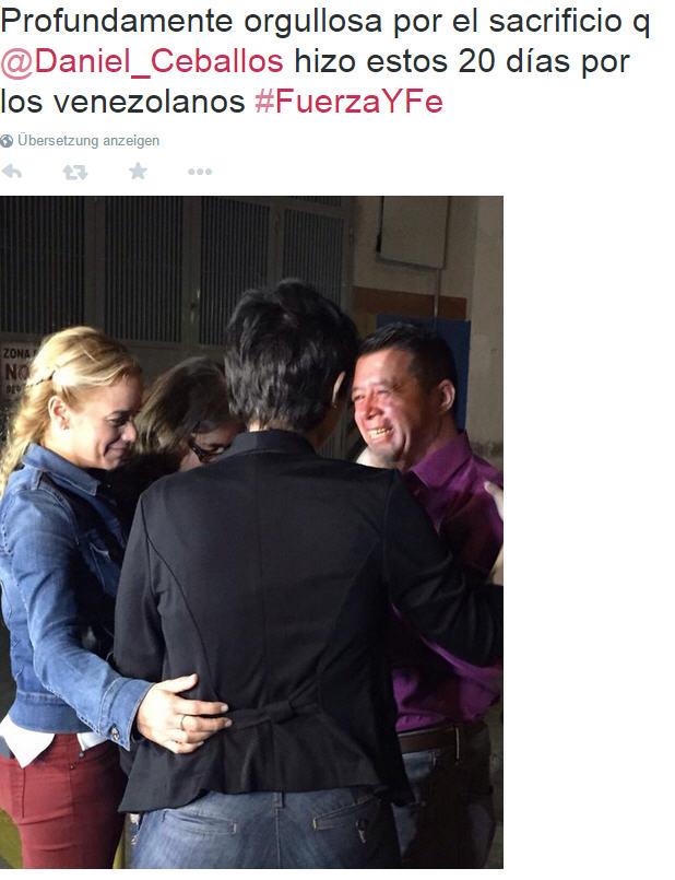 daniel-caracas-hungerstreik-regime-diktatur-maduro-lopez-tintori-caracas-venezuela