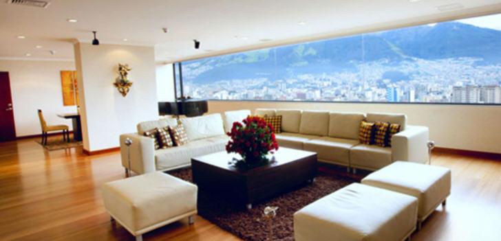 Gästezimmer modern luxus  Ecuador: