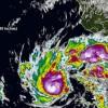 Hurrikansaison 2015: Hurrikan Sandra bedroht Mexiko